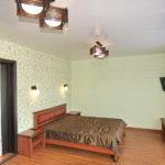 Номер «Повышенной комфортности» 6-ти местный двухкомнатный, спальня