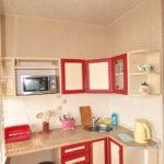 Номер «Повышенной комфортности» 4-х местный, кухня
