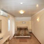 Спальня в двухкомнатном номере