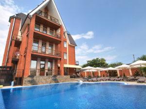 Отель «Villa SanRemo Resort & SPA» в Кирилловке
