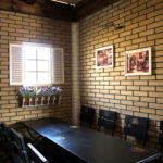 Основной зал кафе