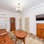 «Апартаменты» трехкомнатные ― гостиная