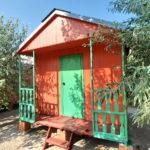 Деревянный домик «Эконом»