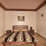 Первая спальня на втором этаже