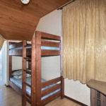 Вторая спальня на третьем этаже