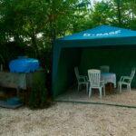 Теневой шатер