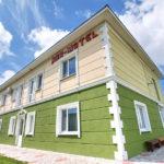 Гостиничный комплекс «Nar-Motel» в поселке Стрелковое на Арабатской Стрелке
