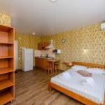 «Апартаменты» 2-х местные, 2 и 3 этаж