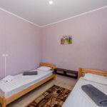 «Апартаменты» 6-ти местные трехкомнатные видовые