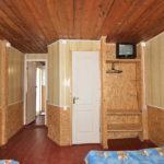 Двухкомнатный домик-сайдинг