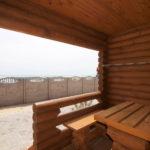 Номер «Люкс» 2-4-х местный с кухней, вид на море