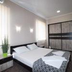 «Апартаменты» 6-ти местные трехкомнатные