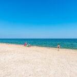 Пляж кемпинга