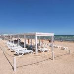 Пляжный курорт «Арабатка» в Генической Горке
