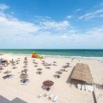 Общий вид на пляж