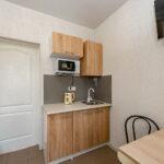 Номер «Люкс» 3-х местный двухкомнатный с мини-кухней