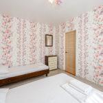 «Апартаменты» 4-х местные с одной спальней