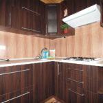 Кухня-гостиная на первом этаже