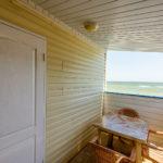 Номер «Люкс» 3-х местный с видом на море, 2 этаж
