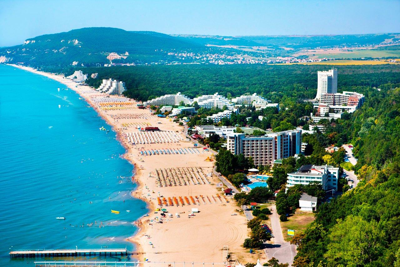 Болгария город у моря дом в грузии у моря
