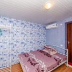 Номер «Люкс» с двуспальной кроватью
