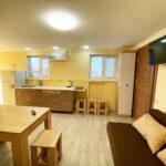Эко-дом «Люкс эксклюзив» 8-ми местный трехкомнатный с кухней