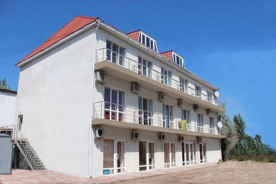 Гостиница «Del Mar»