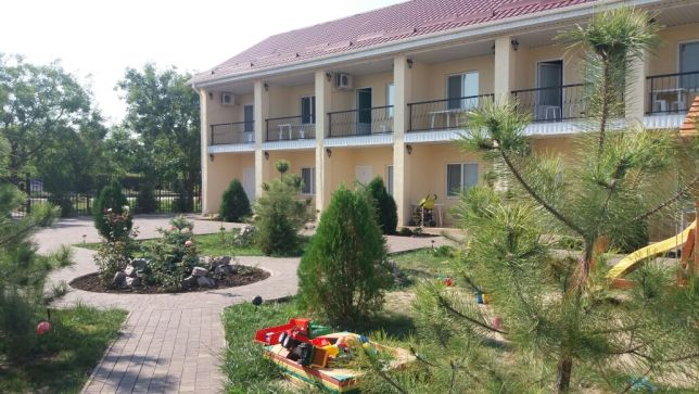 Гостевой дом «Willa Yana» («Вилла Яна»)