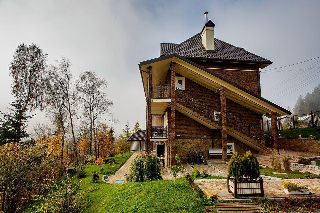 Отель «ФАВАР Карпаты»