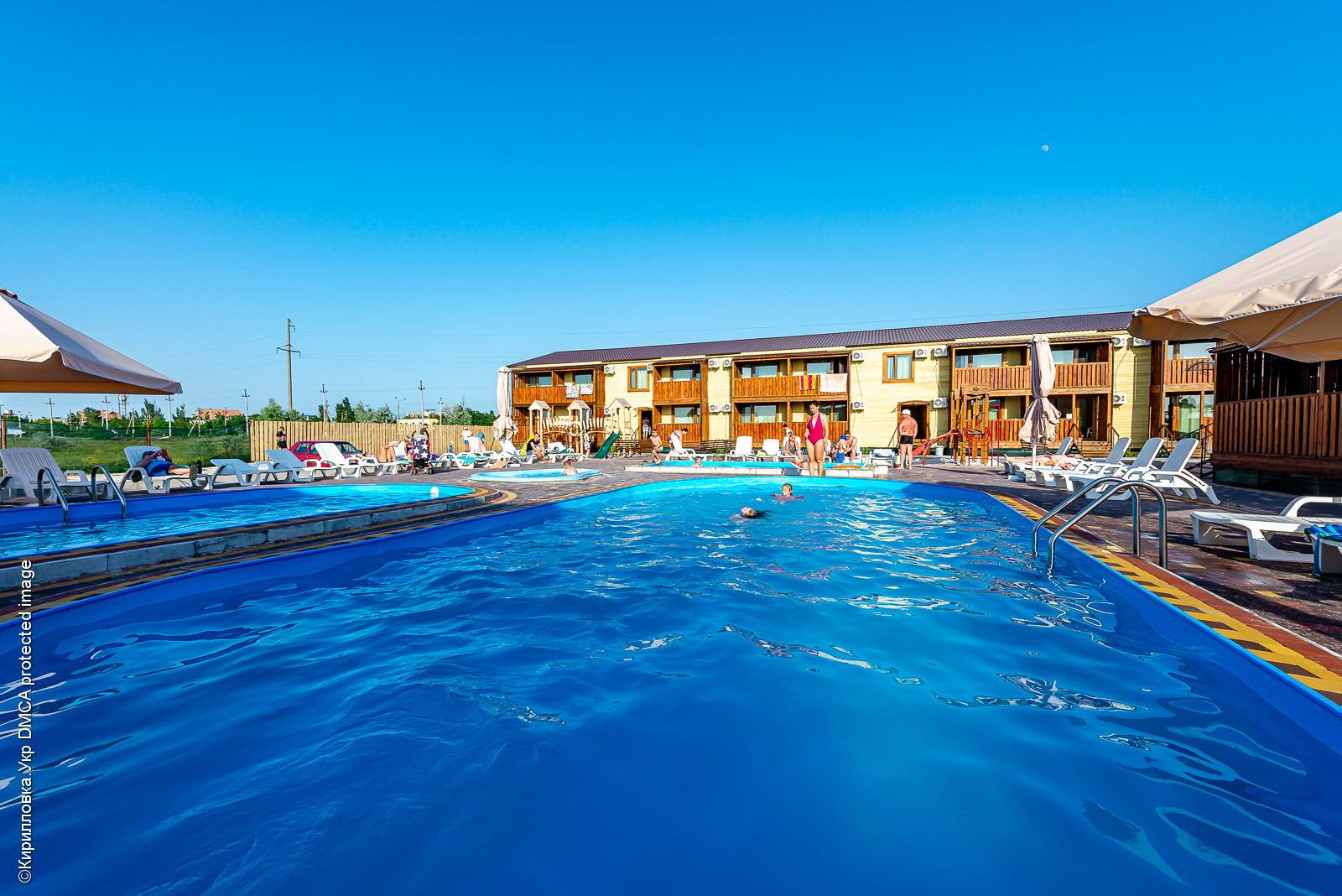 Апарт-отель «Лимонад»