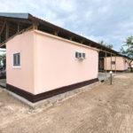 Вид на домики с номерами «Стандарт»