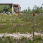 Участок земли на острове Бирючий