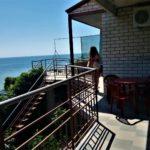 3-4-х местный с кухней и видом на море, 2 этаже