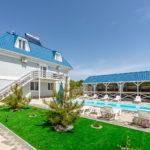 Гостевой дом «Villa MaRo» («Вилла МаРо»)