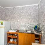Общая кухня для 2-х местных номеров