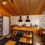 Кухня и мангал
