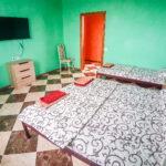«Апартаменты» 6+2 трехкомнатные с террасой, 3 этаж