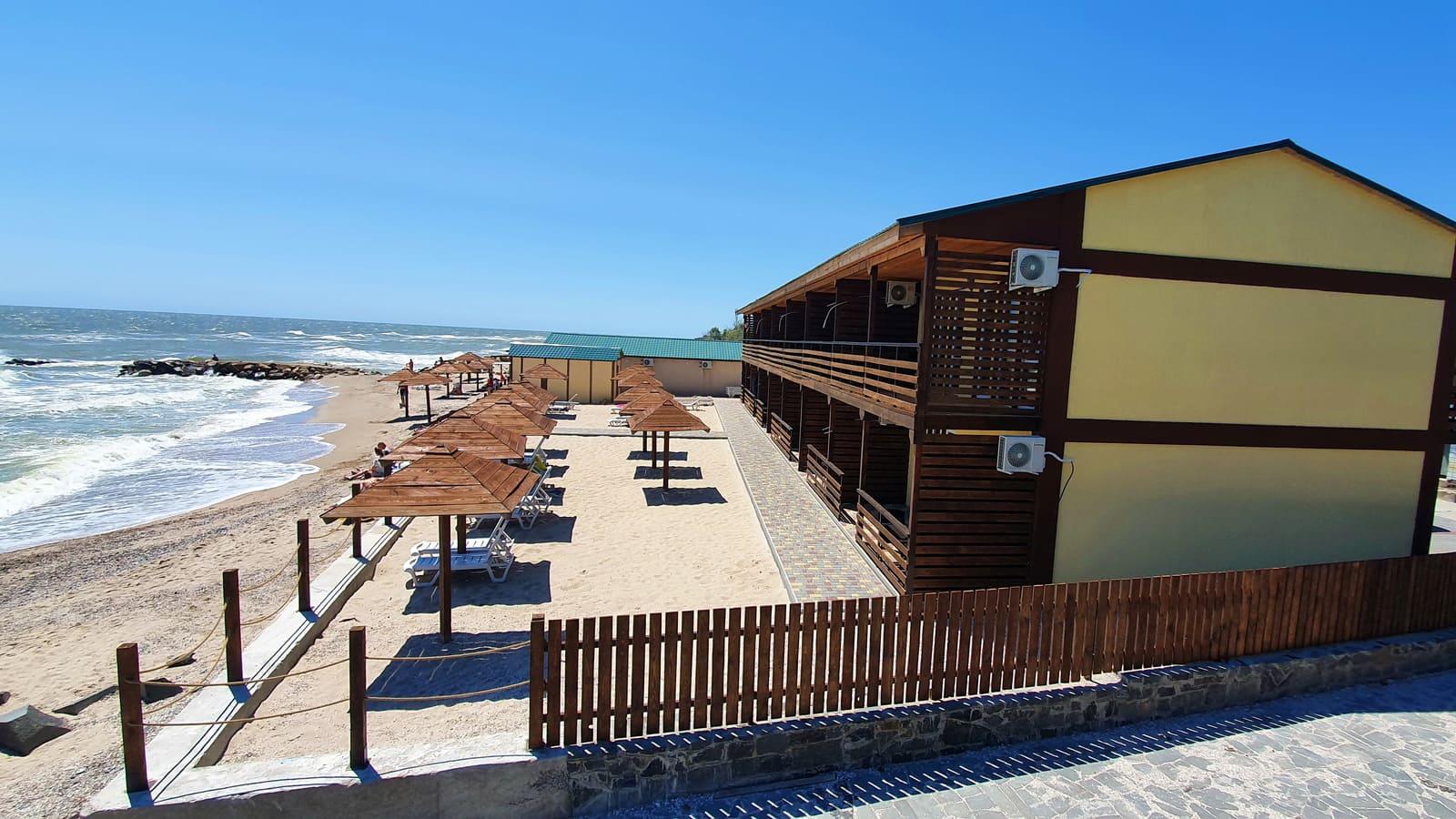 Пляжный отель «Siesta» («Сиеста»)